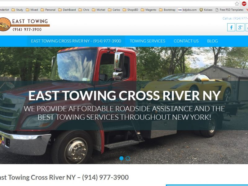 East Towing