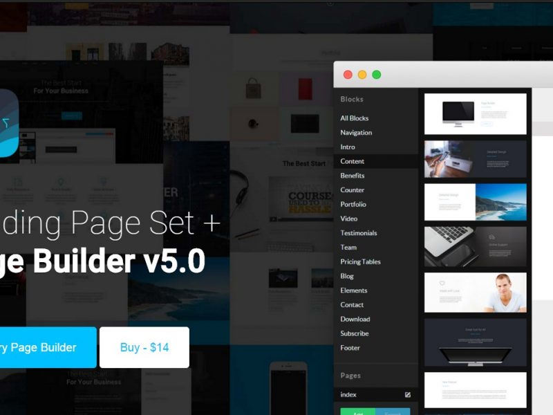 Select Static Web Site Builder